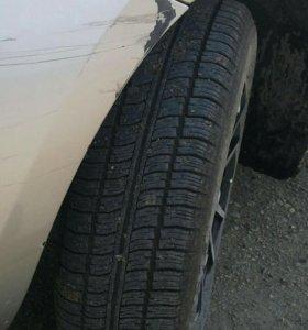 Комплект колес на литье 175/65 R14