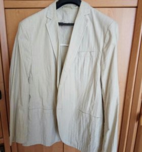 Пиджак мужской х/б