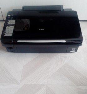 Продам сканер Epson Stylus CX7300