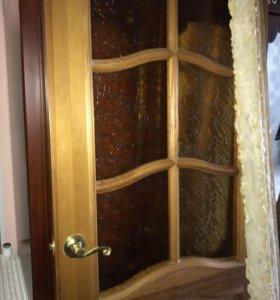 Дверь межкомнатная восьмидесятка