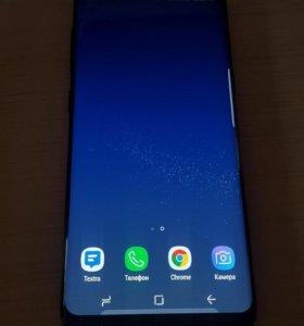 Samsung Galaxy S8 64GB Черный бриллиант