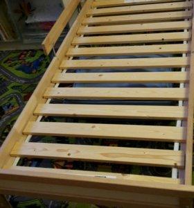 Кровать детская 2 штуки