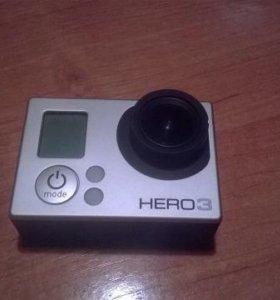 GoPro hero 3