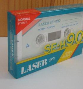 Компакт кассета Laser SE-H 90
