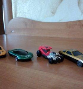Машинки гоночные (набор)