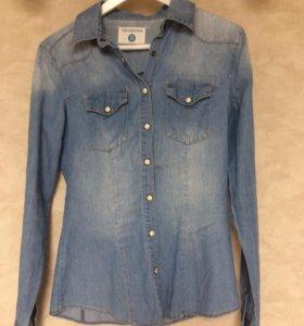 Рубашка джинсовая TERRANOVA
