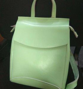 Рюкзак сумка трасформер