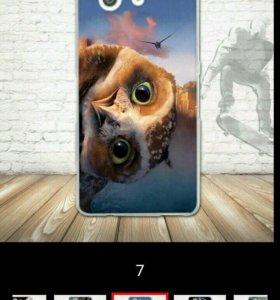 Чехлы на Sony Z3
