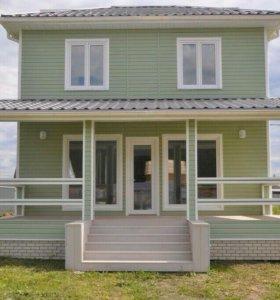 Дом, 137 м²