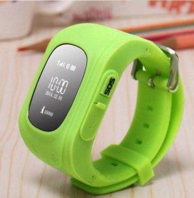 Детские умные часы-телефон с gps трекером