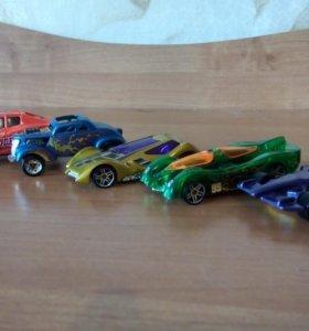 Машинки гоночные (набор)-2