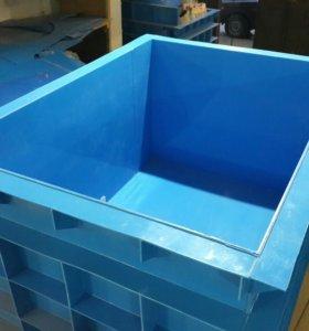 Емкости для разведения / перевозки рыбы