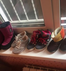 Обувь 31 -32 р. Девочка