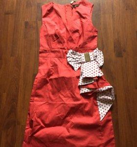 Женское платье вечернее новое 42-44 размер