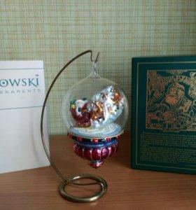 Новогоднее украшение от mostowski