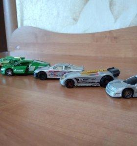 Машинки гоночные (набор)-3