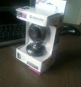Новая Веб-камера Defender