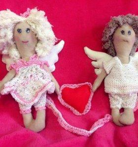 Ангелы несущие любовь