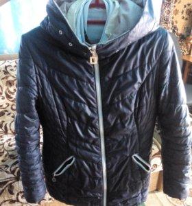 осенняя-весеняя куртка