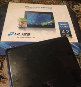 Планшетный компьютер Bliss pad a9730