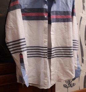 Рубашка мужская, размер М