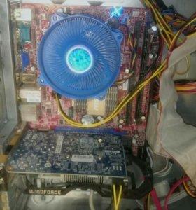 Игровой комп (GTX 750 Ti 2gb)