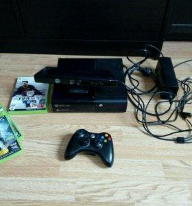 Xbox 360 kinect + игры