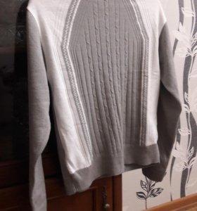 Мужской свитер, размер S