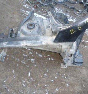Лонжерон передний для VW Passat (B6) 2005-2010