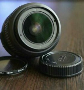 Nikon Nikkor 18-55 mm 3,5-5,6 g