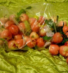 Яблоки для декора