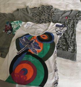 4 футболки