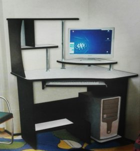 Компьютерный стол #9
