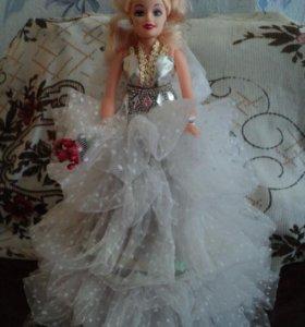 "Кукла шкатулка "" Невеста"""