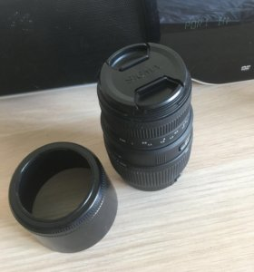 Объектив Sigma 70-300 1:4-5.6 для Canon macro