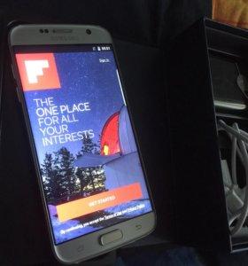 Samsung Galaxy s7 edge 64gb silver
