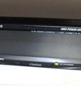 Clarion ARX6470 съемная панель для магнитолы