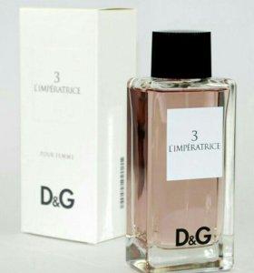 D&G-3,L'imperatrice(оригинал)