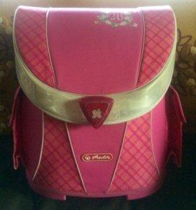Рюкзак ранец школьный ортопедический для девочки