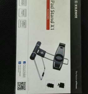 Универсальная подставка-держатель Xilence iPad Sta