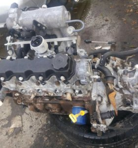 двигатель Дэу Нексия инжектор