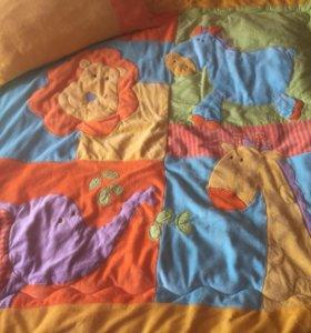 Комплект и подушка