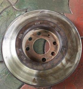 Продаются тормозные диски с Daewoo Nexla