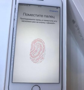 iPhone 6 16GB Silver оригинал на 5+