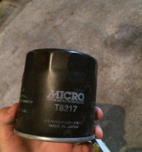 Масляный фильтр Micro T8217