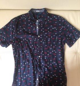 Рубашки размера 44-46