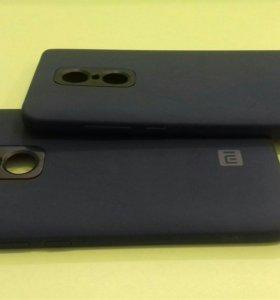 Силикон кейс для Xiaomi Redmi Note 4x