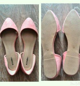 Новая обувь 39 р.