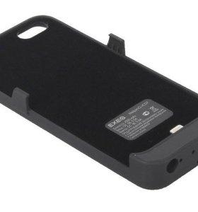 Портативная зарядка-чехол для iPhone 5 5c 5s