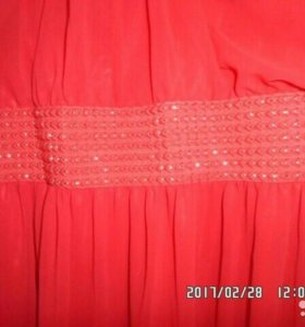 Платье+ босоножки р.38